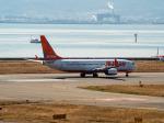 名無しの権兵衛さんが、関西国際空港で撮影したチェジュ航空 737-8JPの航空フォト(写真)