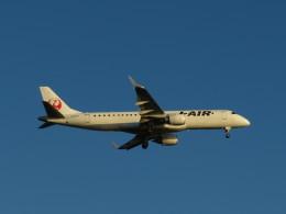 カップメーンさんが、羽田空港で撮影したジェイ・エア ERJ-190-100(ERJ-190STD)の航空フォト(写真)