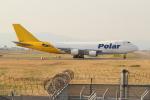 OMAさんが、岩国空港で撮影したポーラーエアカーゴ 747-45EF/SCDの航空フォト(写真)