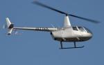 IL-18さんが、東京ヘリポートで撮影した日本法人所有 R66 Turbineの航空フォト(写真)