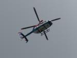 カップメーンさんが、東京ヘリポートで撮影した川崎市消防航空隊 BK117C-2の航空フォト(写真)