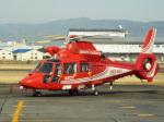 otromarkさんが、八尾空港で撮影した大阪市消防航空隊 AS365N3 Dauphin 2の航空フォト(写真)