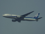 otromarkさんが、八尾空港で撮影した全日空 777-281/ERの航空フォト(写真)