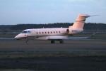 北の熊さんが、新千歳空港で撮影したGulfstream Aerospace Corpの航空フォト(写真)