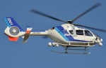 IL-18さんが、東京ヘリポートで撮影したオールニッポンヘリコプター EC135T2の航空フォト(写真)