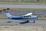 Gambardierさんが、岡南飛行場で撮影した川崎航空 TU206F Turbo Stationairの航空フォト(写真)
