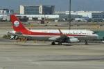 たっしーさんが、北京首都国際空港で撮影した四川航空 A320-232の航空フォト(写真)