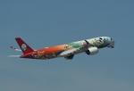 たっしーさんが、北京首都国際空港で撮影した四川航空 A350-941XWBの航空フォト(写真)