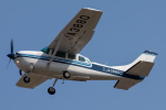 まんぼ しりうすさんが、八尾空港で撮影した学校法人ヒラタ学園 航空事業本部 TU206G Turbo Stationair 6の航空フォト(写真)
