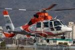 まんぼ しりうすさんが、八尾空港で撮影したエアバス・ヘリコプターズ・ジャパン AS365N3 Dauphin 2の航空フォト(写真)