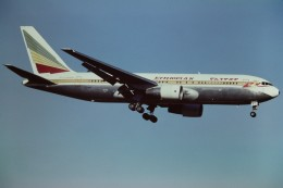 tassさんが、成田国際空港で撮影したエチオピア航空 767-260/ERの航空フォト(飛行機 写真・画像)
