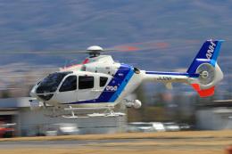 Nao0407さんが、松本空港で撮影したオールニッポンヘリコプター EC135T2の航空フォト(飛行機 写真・画像)