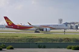 Cimarronさんが、ロサンゼルス国際空港で撮影した香港航空 A350-941の航空フォト(飛行機 写真・画像)