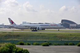 Cimarronさんが、ロサンゼルス国際空港で撮影した中国東方航空 777-39P/ERの航空フォト(飛行機 写真・画像)