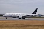 くれくんさんが、伊丹空港で撮影した全日空 777-281の航空フォト(写真)