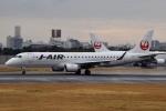 くれくんさんが、伊丹空港で撮影したジェイ・エア ERJ-190-100(ERJ-190STD)の航空フォト(飛行機 写真・画像)