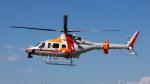 Ocean-Lightさんが、東京ヘリポートで撮影した朝日航洋 430の航空フォト(写真)
