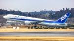 ケロリ/Keroriさんが、成田国際空港で撮影した全日空 767-381/ERの航空フォト(飛行機 写真・画像)