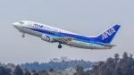 ケロリ/Keroriさんが、成田国際空港で撮影したANAウイングス 737-54Kの航空フォト(写真)
