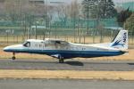 cassiopeiaさんが、調布飛行場で撮影した新中央航空 228-212の航空フォト(写真)