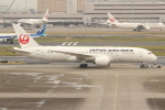 OMAさんが、羽田空港で撮影した日本航空 787-8 Dreamlinerの航空フォト(飛行機 写真・画像)