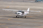 reonさんが、名古屋飛行場で撮影した日本個人所有 172R Skyhawkの航空フォト(写真)