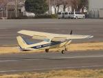 さんぜんさんが、調布飛行場で撮影した東京航空 172P Skyhawk IIの航空フォト(写真)
