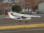 さんぜんさんが、調布飛行場で撮影した水産航空 U206G Stationair 6 IIの航空フォト(写真)