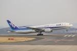 だいまる。さんが、岡山空港で撮影した全日空 777-281/ERの航空フォト(写真)