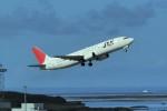 kumagorouさんが、那覇空港で撮影した日本トランスオーシャン航空 737-429の航空フォト(写真)