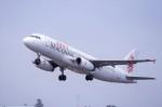 kumagorouさんが、仙台空港で撮影した香港ドラゴン航空 A320-232の航空フォト(飛行機 写真・画像)
