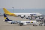 yabyanさんが、中部国際空港で撮影したアトラス航空 747-87UF/SCDの航空フォト(写真)