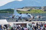 ちゃぽんさんが、岩国空港で撮影した海上自衛隊 UP-3Dの航空フォト(飛行機 写真・画像)