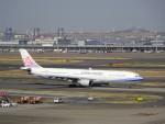 KAZFLYERさんが、羽田空港で撮影したチャイナエアライン A330-302の航空フォト(写真)