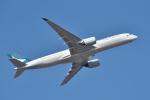 パンダさんが、成田国際空港で撮影したキャセイパシフィック航空 A350-941XWBの航空フォト(写真)