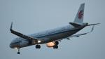 パンダさんが、成田国際空港で撮影した中国国際航空 A321-232の航空フォト(写真)