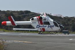 君津中央病院で撮影された君津中央病院の航空機写真