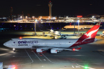 レッドベアーさんが、羽田空港で撮影したカンタス航空 747-438/ERの航空フォト(飛行機 写真・画像)