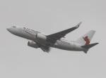 garrettさんが、シドニー国際空港で撮影したニューギニア航空 737-7L9の航空フォト(写真)