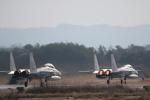 yasunori0624さんが、小松空港で撮影した航空自衛隊 F-15DJ Eagleの航空フォト(写真)