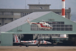 yasunori0624さんが、小松空港で撮影した防衛省 技術研究本部 BK117A-4の航空フォト(飛行機 写真・画像)