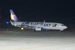 pringlesさんが、長崎空港で撮影したスカイマーク 737-86Nの航空フォト(写真)