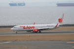 pringlesさんが、中部国際空港で撮影したタイ・ライオン・エア 737-8GPの航空フォト(写真)