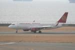 pringlesさんが、中部国際空港で撮影した吉祥航空 A320-214の航空フォト(写真)