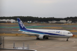 わいどあさんが、成田国際空港で撮影した全日空 767-381/ERの航空フォト(飛行機 写真・画像)