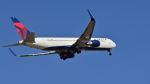 オキシドールさんが、成田国際空港で撮影したデルタ航空 767-3P6/ERの航空フォト(写真)