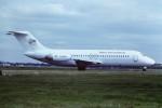 tassさんが、ロンドン・ガトウィック空港で撮影したバルチック・インターナショナル・エアラインズ DC-9-15RCの航空フォト(飛行機 写真・画像)