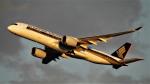 Ocean-Lightさんが、羽田空港で撮影したシンガポール航空 A350-941XWBの航空フォト(写真)