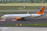 rjジジィさんが、デュッセルドルフ国際空港で撮影したトゥイフライ 737-8K5の航空フォト(写真)