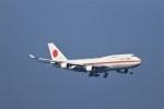 ゆなりあさんが、新千歳空港で撮影した航空自衛隊 747-47Cの航空フォト(写真)